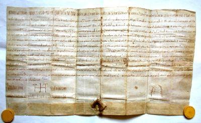 Diploma di Ottone I anno 967