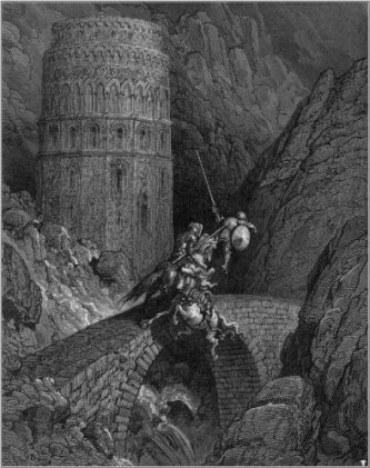 Gustave Doré Orlando furioso