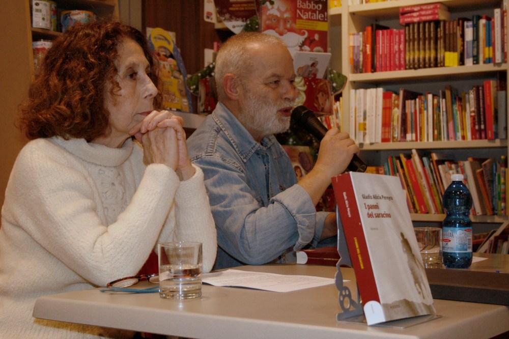 Gladis Alicia Pereyra e Maurizio Calì