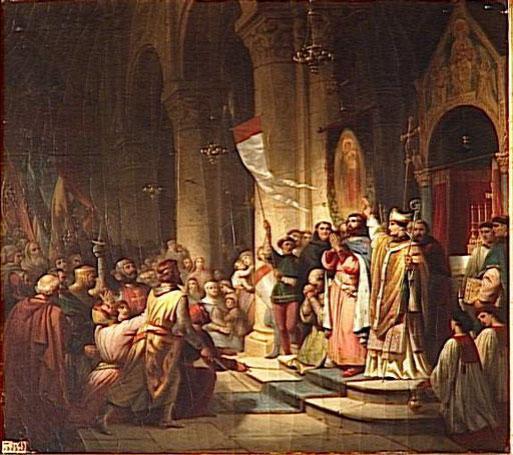 Incoronazione di Bonifacio di Monferrato