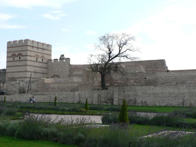 ConstantinopleTheodossianWalls