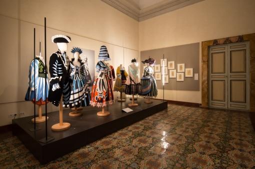Costui per Il Capello a tre punte - Picasso - 1953