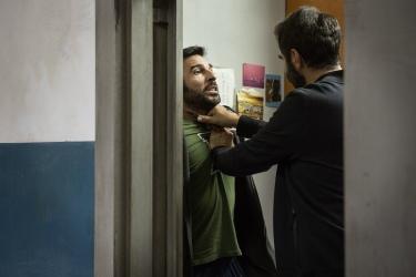 Smetto quando voglio - Saga, regia di Sydney Sibilia, direzione della fotografia V. Radovic Settembre - Ottobre 2016