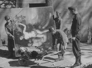 HitlerControPicasso6(Liberazione di Berchtesgaden e recupero)