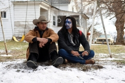 Jeremy Renner and Gil Birmingham star in WIND RIVER Fred Hayes/The Weinstein Company