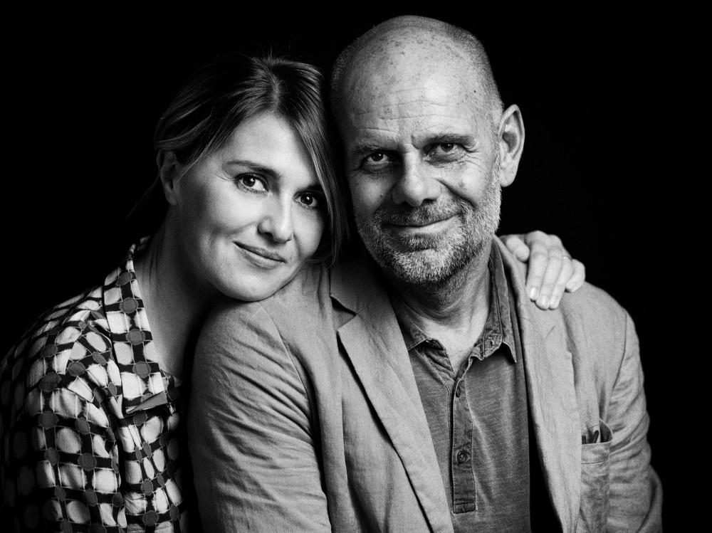 Paola Cortellesi e Riccardo Milani @Nevio Vitali