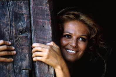 """Once Upon a Time in the West"" Claudia Cardinale 1968 Paramount Pictures ** I.V."