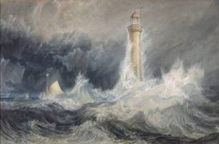 Bell Rock Lighthouse 1819 Joseph Mallord William Turner 1775-1851 The National Gallery of Scotland http://www.tate.org.uk/art/work/TW0164