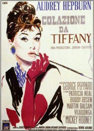 La locandina diColazione da Tiffany