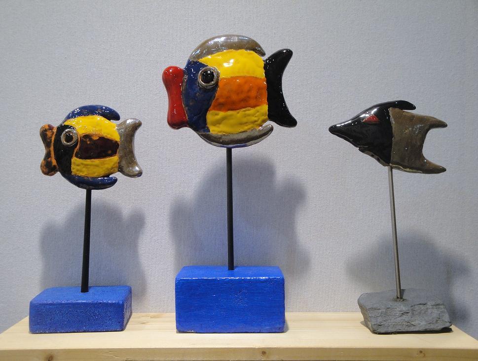 pesci rubati