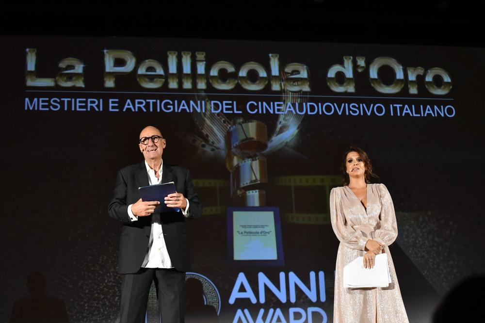 Stefano Masciarelli e Mavina Graziani